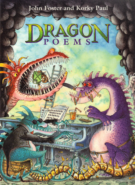 Dragon Poems - Oxford University Press